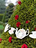 Talking Tables Alice In Wonderland Bunting Mad