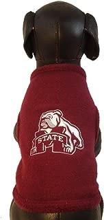 product image for NCAA Mississippi State Bulldogs Polar Fleece Dog Sweatshirt