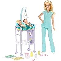 Barbie Dvg10 - Barbie Ve Meslekleri Oyun Setleri - Doktor