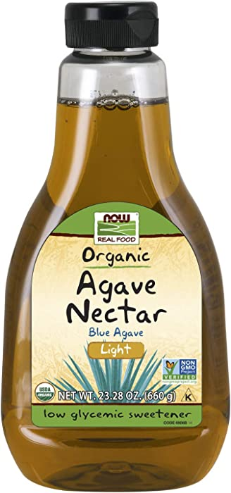The Best Organic Real Food Blue Agave Nectar Maple