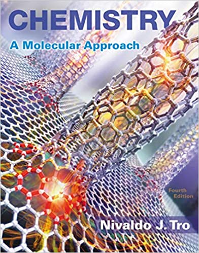 Chemistry: A Molecular Approach 4, Nivaldo J  Tro - Amazon com