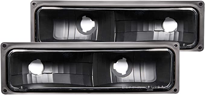 Sold in Pairs Anzo USA 511032 Chevrolet Chrome Parking Light Assembly