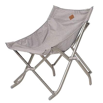 WW-outdoor product Silla Plegable para Pescar/Acampar de 1 ...