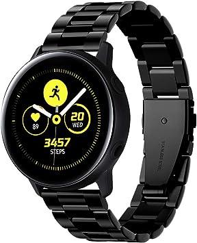Spigen Modern Fit Compatible con Samsung Galaxy Watch 42mm (2018 ...