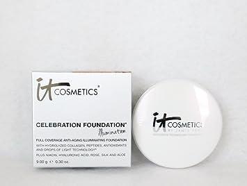 Celebration Foundation Illumination by IT Cosmetics #21