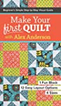 Make Your First Quilt with Alex Ander...