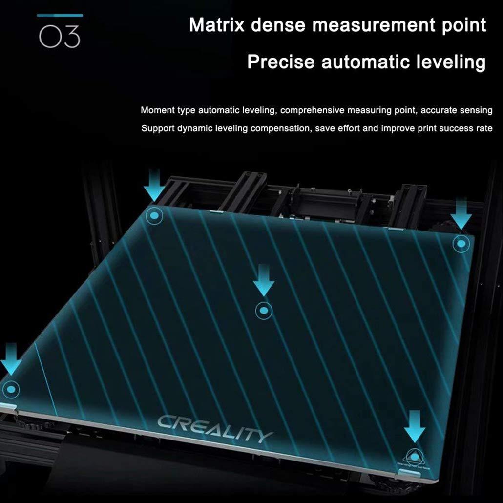 HARTI Impresora 3D con Climatizada (450 X 450 X 470 mm) Construir ...