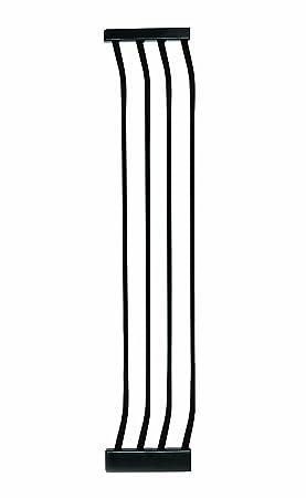 Bindaboo Pet Gates – 10.5 Extra Tall gate Extension, Black