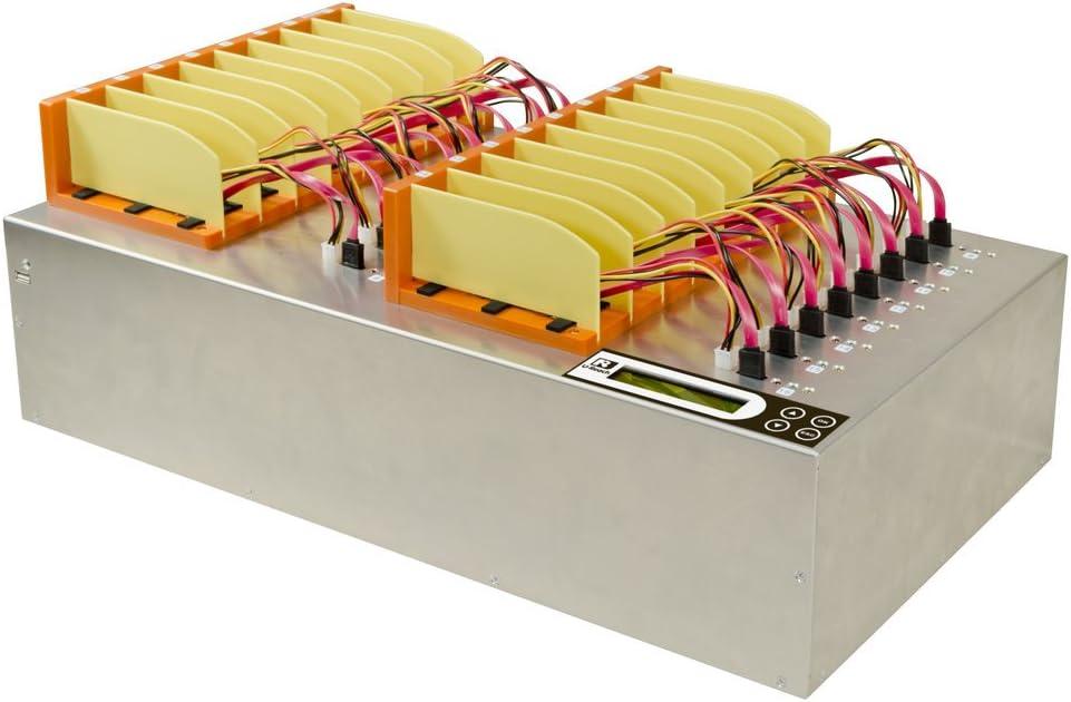 U-Reach 1 to 15 MT series HDD//SSD Daisy-Chain Duplicator and Sanitizer MTC1500F