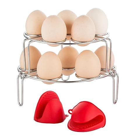 Amazon.com: Huevo vaporizador LT para Instant Pot olla de ...
