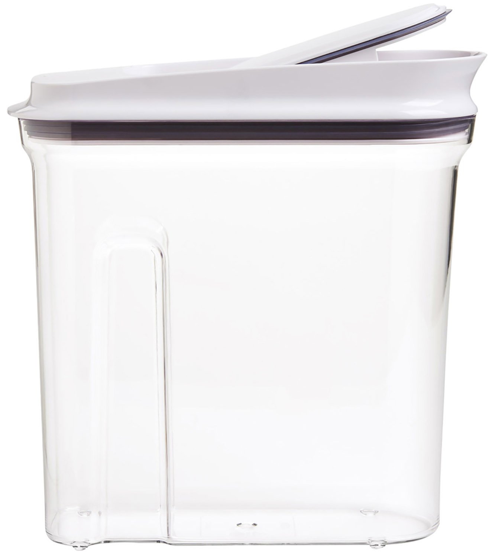 OXO Good Grip Pop Cereal Dispenser, 3.4-Quart, Clear OXO Good Grips 11114000
