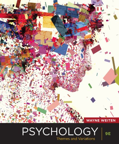 Psychology: Themes and Variations Pdf