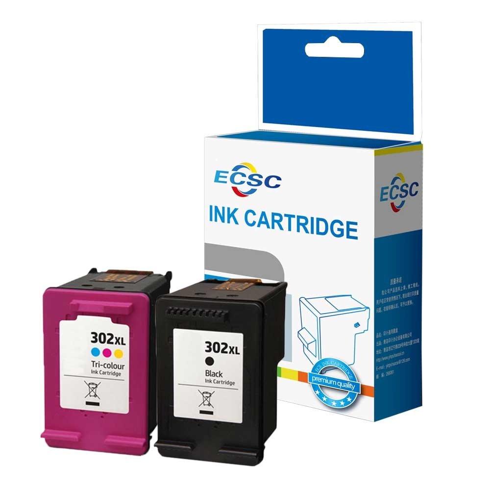ECSC Remanufacturado Tinta Cartucho Reemplazo Por HP Deskjet 1110 ...