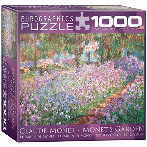 1000 piece puzzle monet - 9