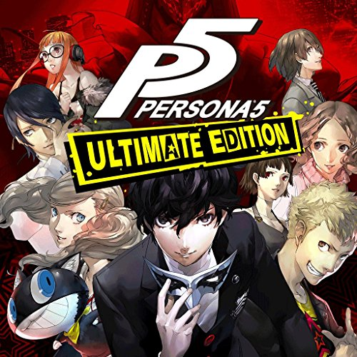 Persona 5: Ultimate Edition - PS4 [Digital Code] by Sega