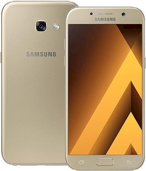 SAMSUNG Galaxy A5 (2017) SM-A520F / DS 32GB Oro, Dual Sim, 5.2