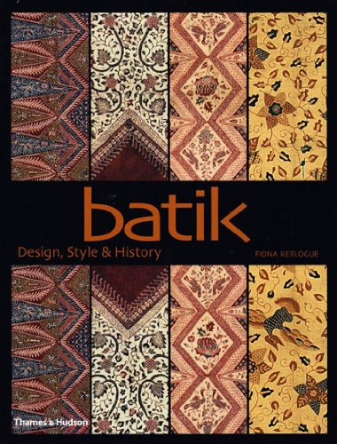 United Tara Costumes States Of (Batik: Design, Style, &)