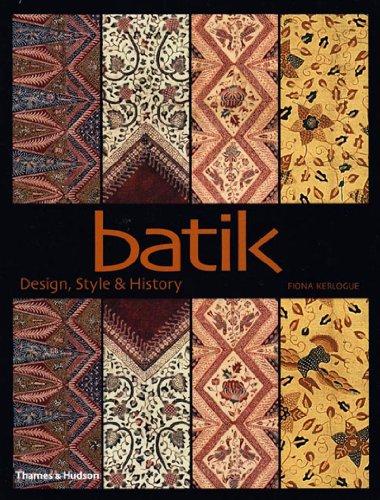 Of Tara United Costumes States (Batik: Design, Style, &)