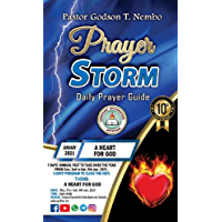Prayer Storm: JANUARY 2021 – A HEART FOR GOD (English Edition)