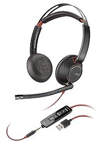 Plantronics Blackwire C5220 Casque Stéréo PC USB-A
