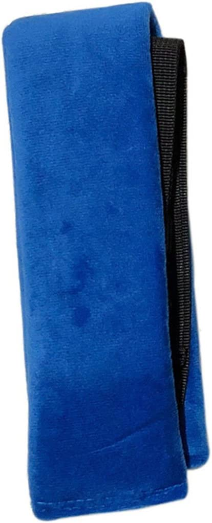 YUENA CARE Cintur/ón de Seguridad de Silla Asiento Para Beb/é Ni/ños Cinta Seguro de Comer Sentar Ajuestable Azul