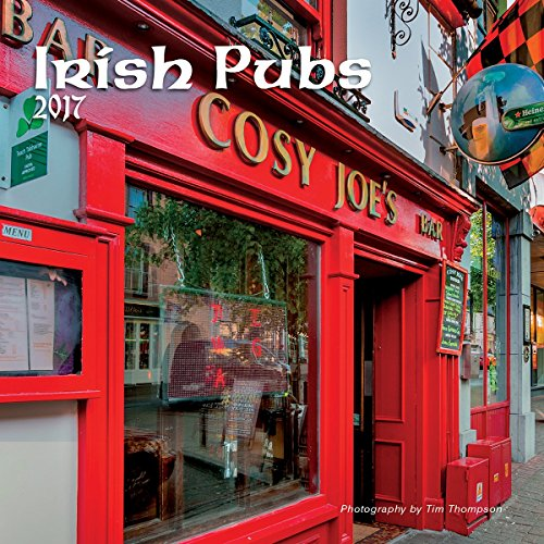 Turner Photo 2017 Irish Pubs Photo Wall Calendar, 12 x 24 inches opened (17998940030)