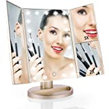 Amazon Price History for:Easehold Tri-fold Mirror Spot Light 2X 3X