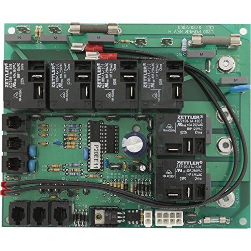 Vita Spa 10-900-0083 Circuit Board, Model L100-L200-LX200BB, 460083
