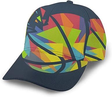 Liliylove Gorra de béisbol Ajustable con diseño de explosión de ...