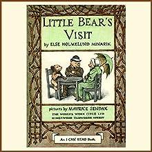 Little Bear's Visit Audiobook by Else Holmelumd Minarik Narrated by Owen Jordan