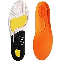 TOPTETN Inserciones de fascitis plantar, plantillas de zapatos