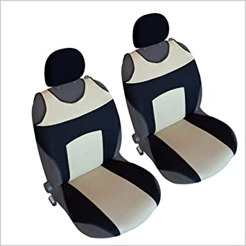 CSC303 -Funda para asiento de coche con forma de camiseta, Cojín para asiento de