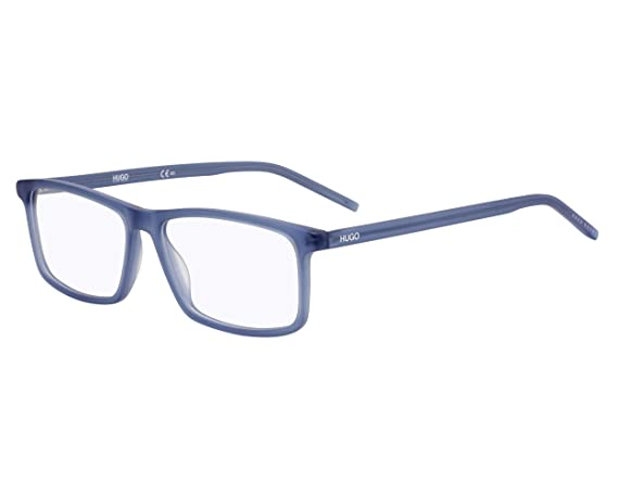 Acetate Black Black Matt 807 Acetate plastic Black Hugo Boss eyeglasses BOSS 0924 807 Black Matt