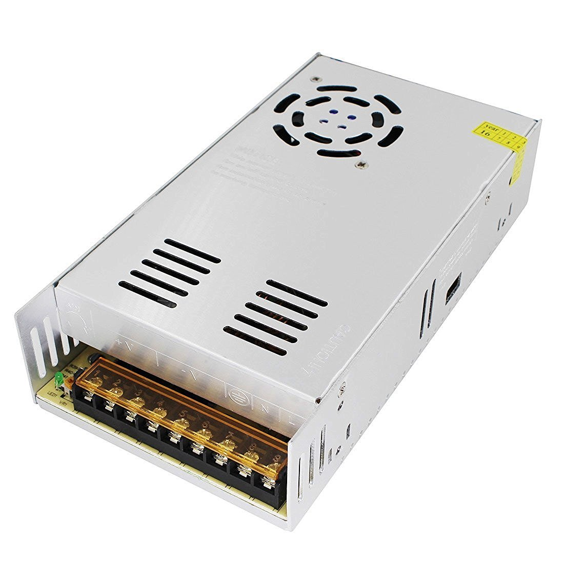 LTROP 12V 30A DC Power Supply, 360W Universal Regulated Switching Power Supply for LED Strip Light, CCTV, Radio, Computer Project