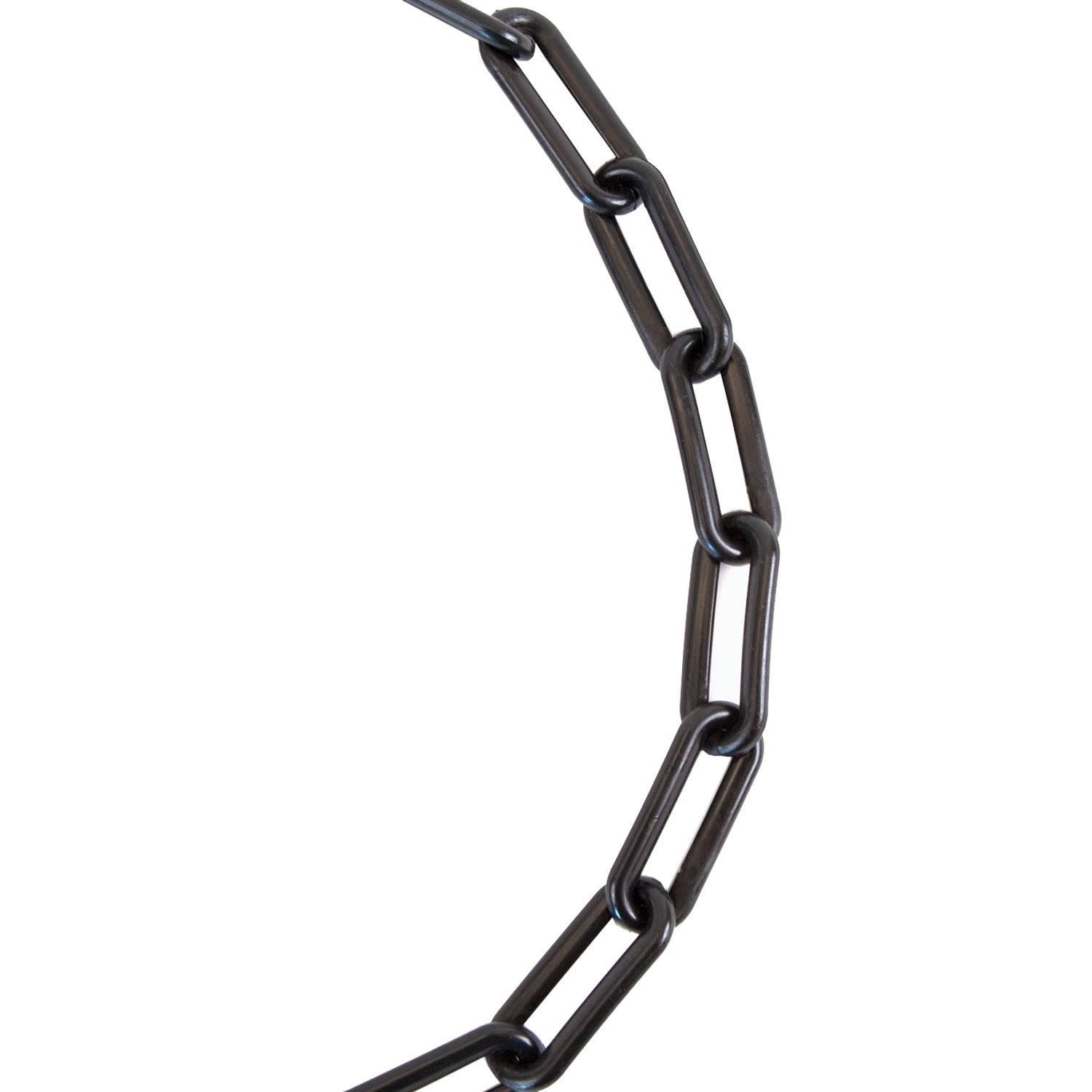 Koch Industries 796672 Plastic No. 8 Chain, 20-Feet, Black