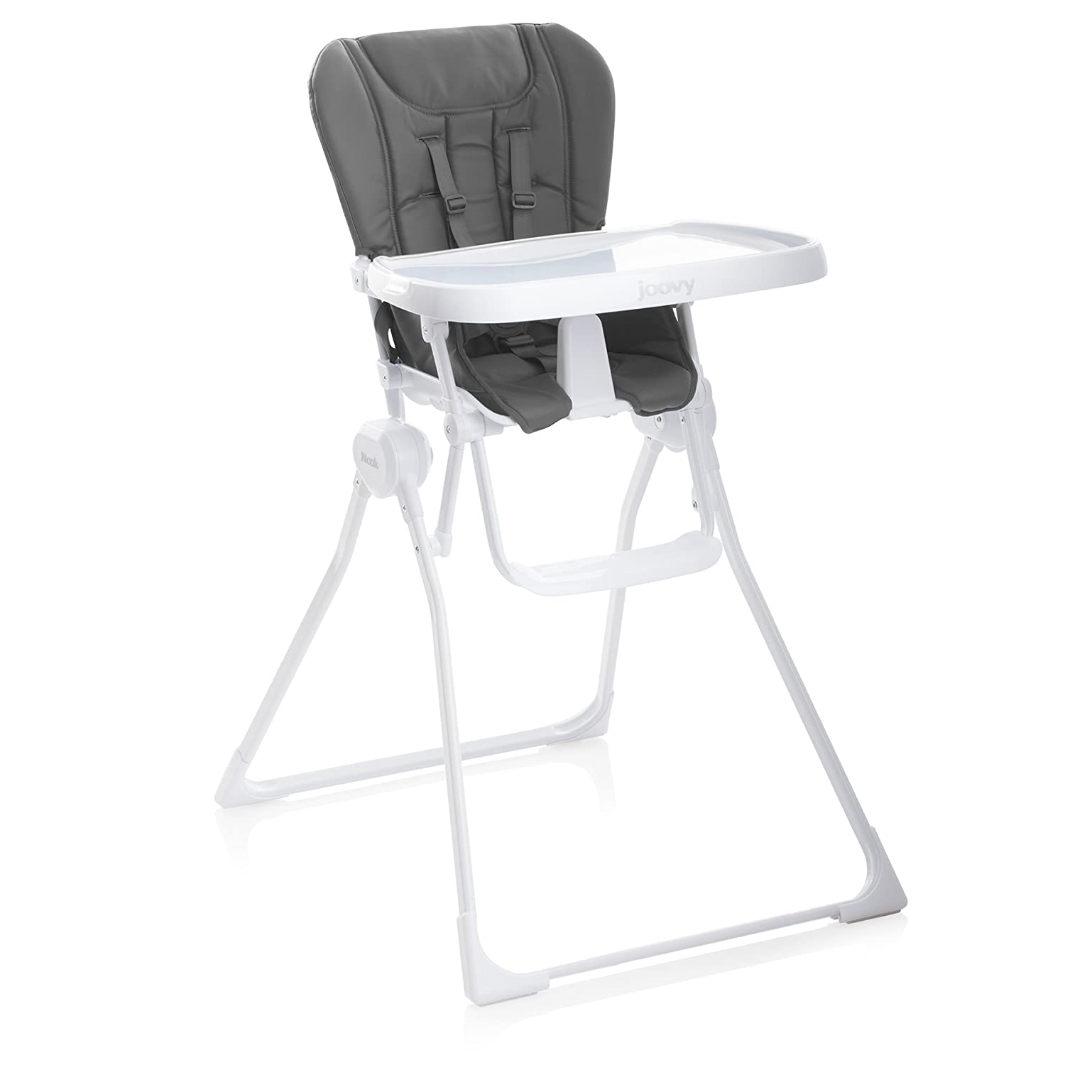 JOOVY New Nook High Chair, Charcoal 2069