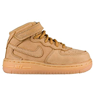 outlet store 42a1f c30a7 Amazon.com   Nike Force 1 Mid Wb (td) Toddler Ah0757-203 ...