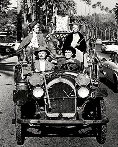 The Beverly Hillbillies Cast Photo Print