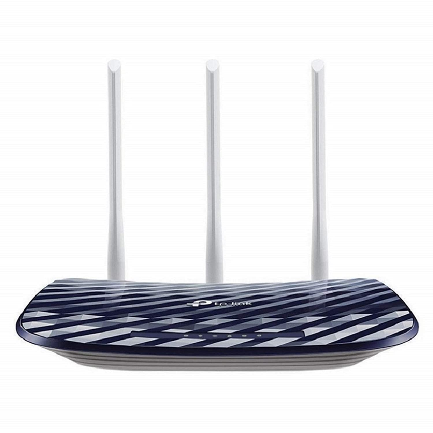 TP-Link AC750 Dual Band Wireless Cable Router, 4 10/100 LAN + 10/100 WAN Ports, Support Guest Network and Parental Control, 750Mbps Speed Wi-Fi, 3 Antennas (Archer C20)