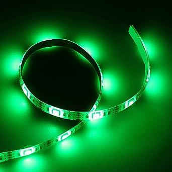 PUAO SMD5050 - Tira de luz LED para televisor (LED, luz de fondo, tira USB, luz trasera, ...