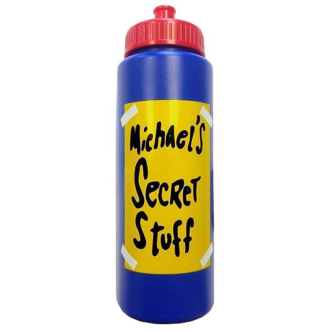 Amazoncom Michaels Secret Stuff Water Bottle Clothing