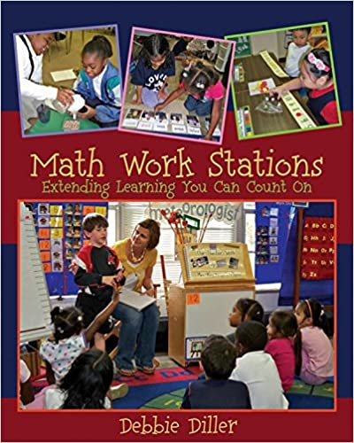 Math Work Stations Independent Learning You Can Count On K