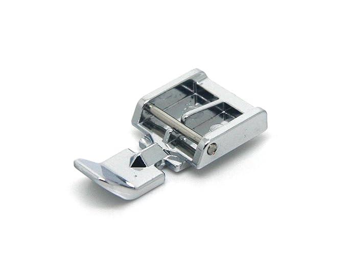 Austin Pie prensatelas para máquina de coser, compatible con Brother, Janome, Toyota, New Singer, con aceite incluido: Amazon.es: Hogar