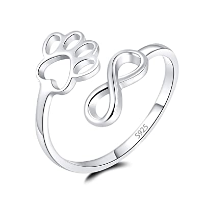 925 silver family cat ring,cat family jewelry,animal pet ring,animal lover jewelry