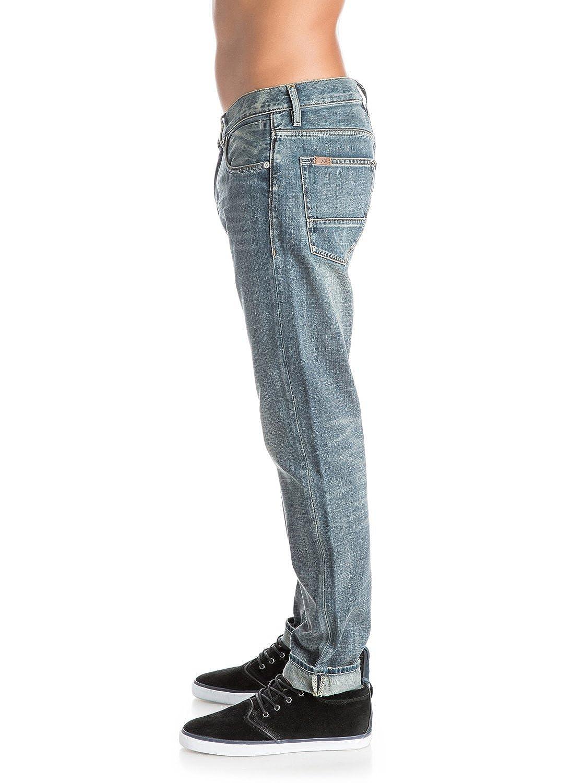 Quiksilver Mens Revolver Vintage Cracked 32 Jeans