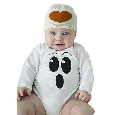 Baby Outfits Coper Little Boys Girls Letter Print Romper Jumpsuit