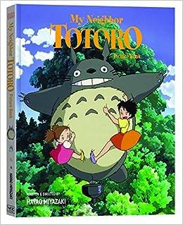 my neighbor totoro picture book new edition hayao miyazaki 9781421561226 amazoncom books - Neighbor Totoro Coloring Pages