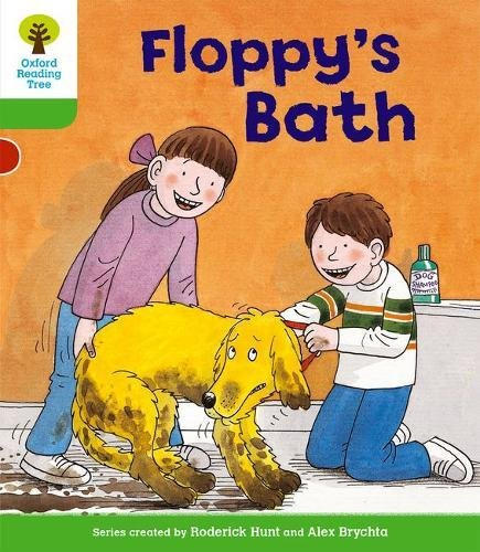 Oxford Reading Tree: Level 2: More Stories A: Floppy's Bath