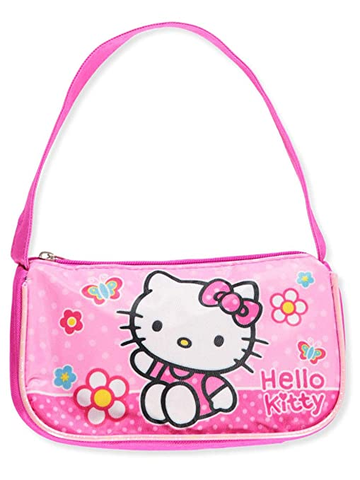 cf5a312b6 Hello Kitty Shoulder Purse - one color, one size: Amazon.ca: Luggage & Bags