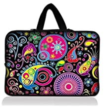 """Cross Stitch Netbook Laptop Sleeve Case Carry Bag Pouch For DELL XPS 13 13 inch Ultrabook HP TOSHIBA ASUS,13.3"""" Apple MacBook Pro 13"""" Retina Display,Sony VAIO T Series 13,12.5"""" 13"""" 13.3"""" Netbook Notebook,13.3"""" Samsung Series 5 9 Ultrabook Dell,13"""" inch 13.3"""" Laptop Ultrabook Acer Aspire S3 S5 S7,13"""" 13.3"""" Toshiba Portege / DELL XPS 13,13.3"""" HP Pavilion Dell,Samsung Ativ Book 9 13"""" Laptop"""